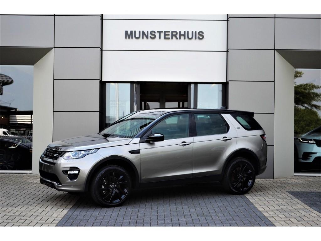 Land rover Discovery sport 2.0 td4 se urban series 150pk 4wd aut.