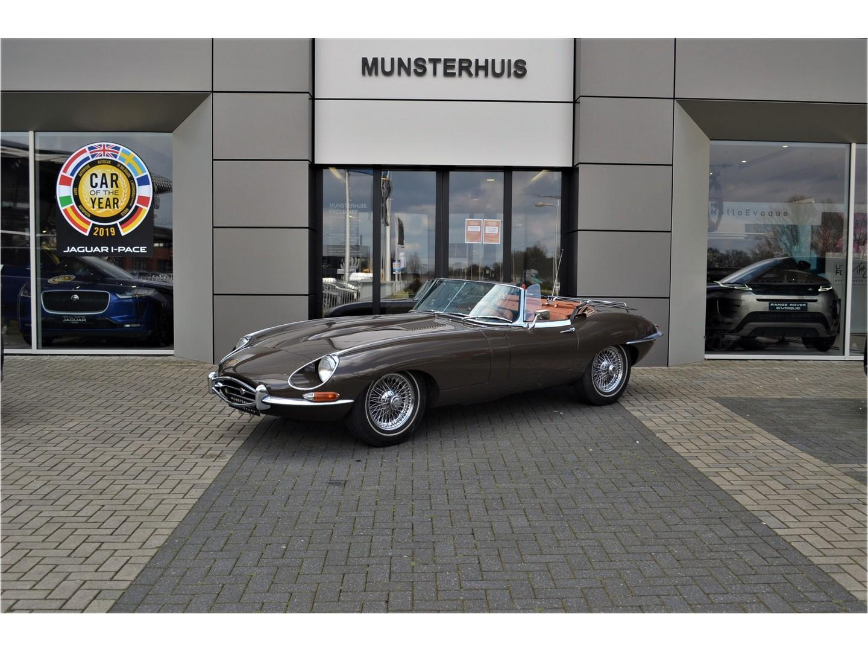 Jaguar E-type 4.2 series 1 ½ bj 1968 convertible