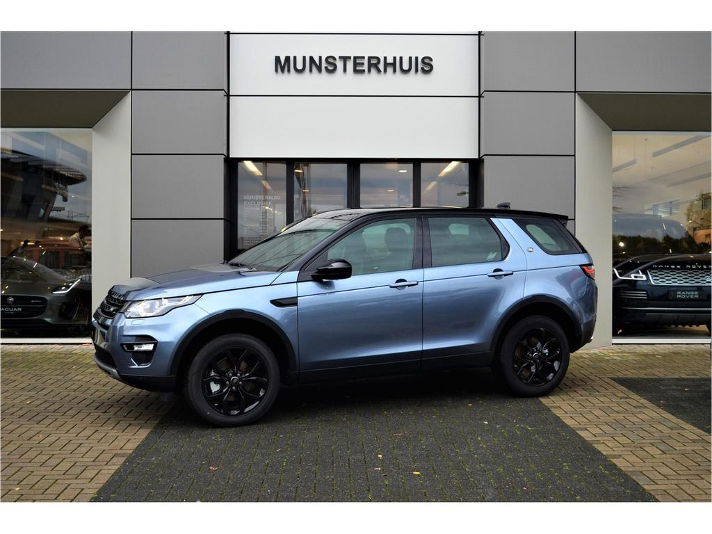 Land rover Discovery sport 2.0 td4 se 180pk 4wd aut.