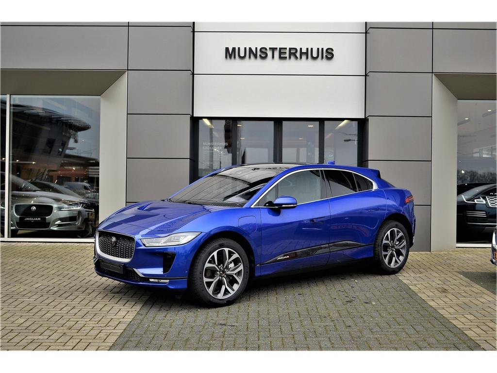 Jaguar I-pace Ev400 se 400pk awd aut. 4% bijtelling!! ex btw