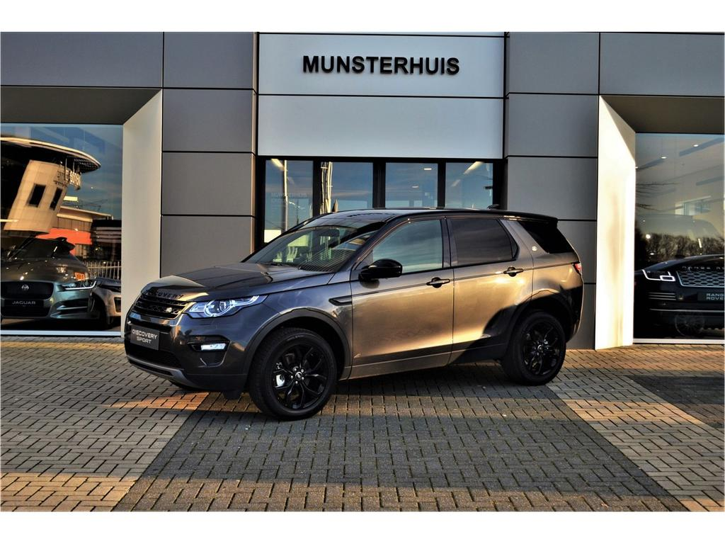 Land rover Discovery sport Commercial 2.0 td4 se urban series 150pk 4wd aut.