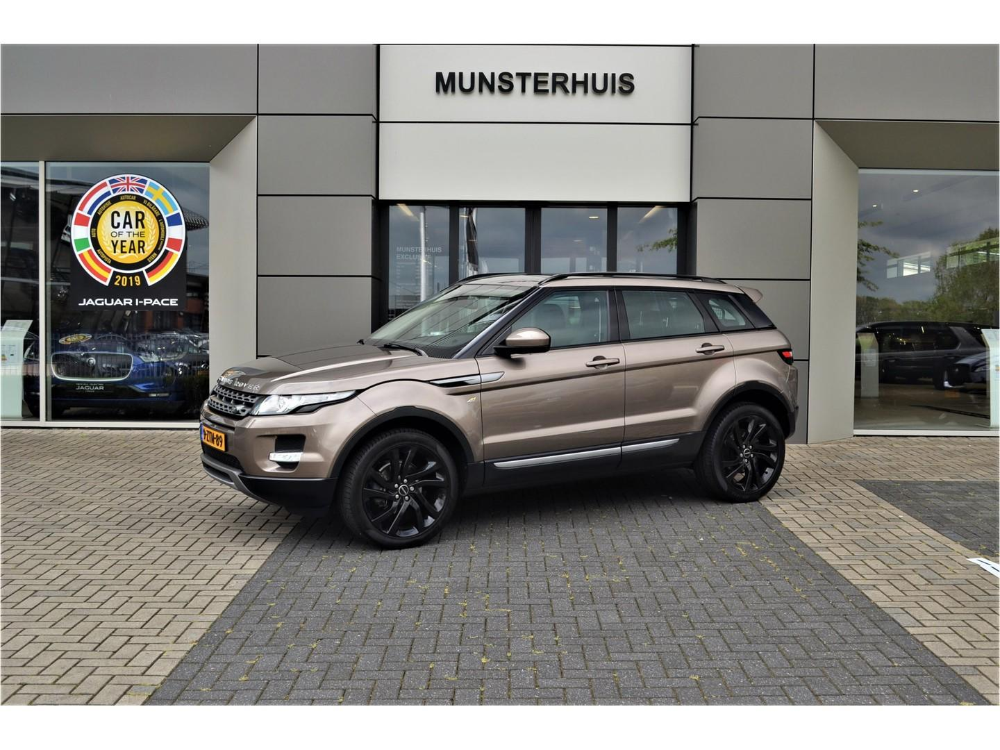 Land rover Range rover evoque 2.2 td4 4wd pure business edition