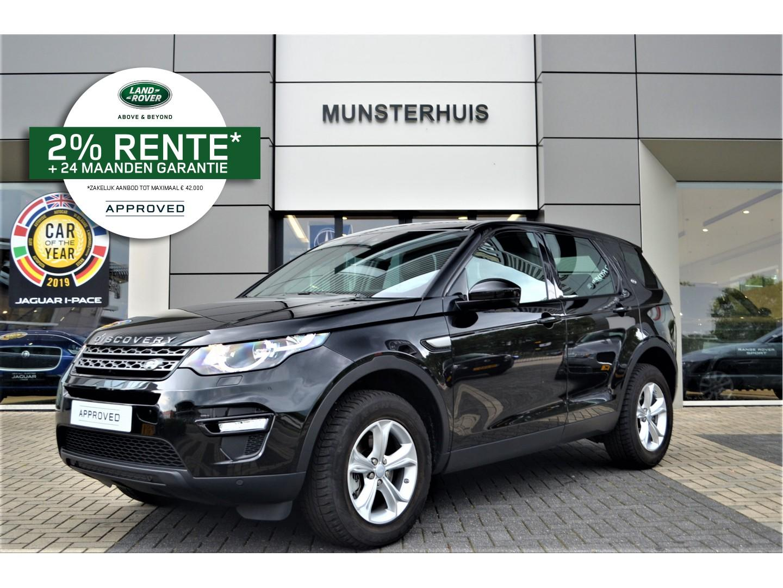 Land Rover Discovery Sport 20 Td4 Urban Series Pure Bij Munsterhuis