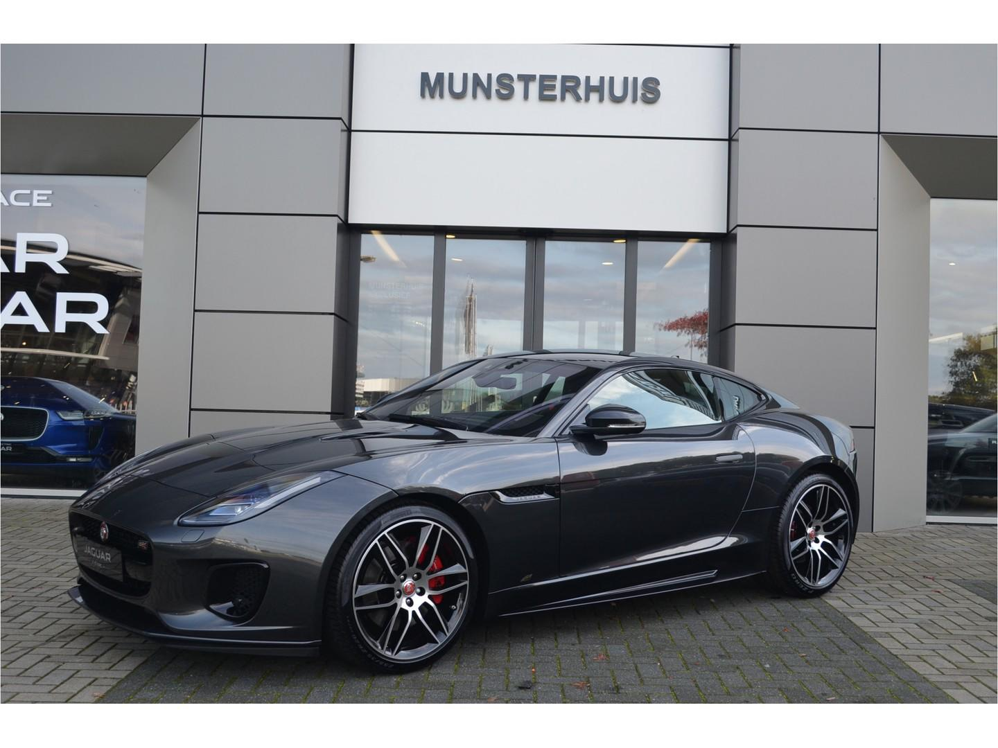 Jaguar F-type 2.0t chequered flag 300pk rwd aut.