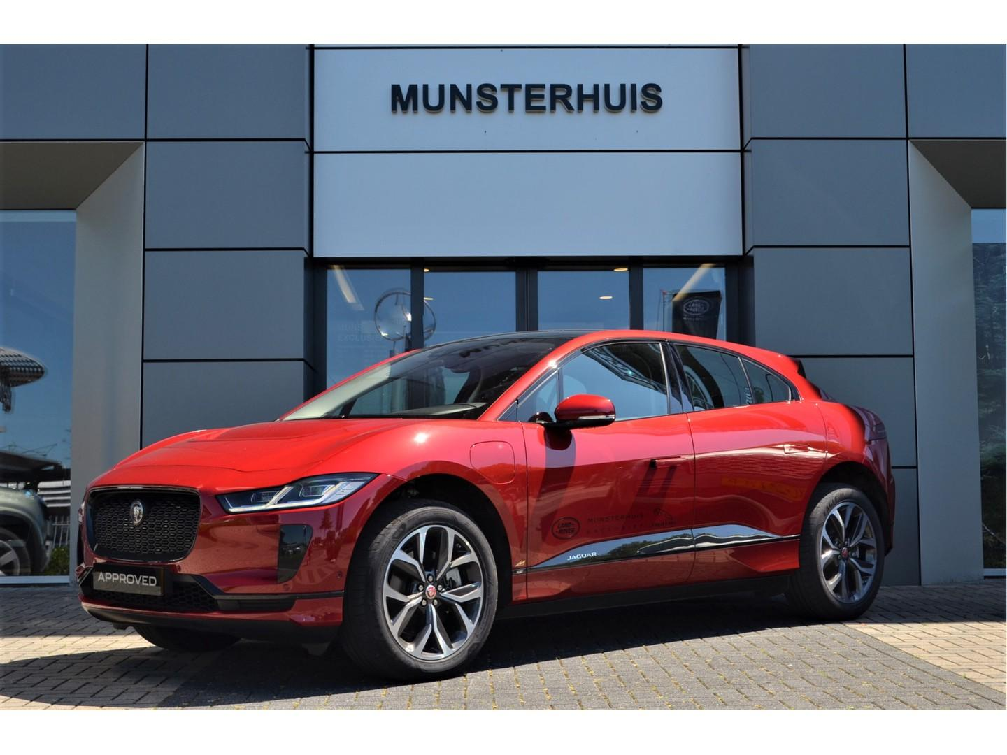 Jaguar I-pace Ev400 business edition se
