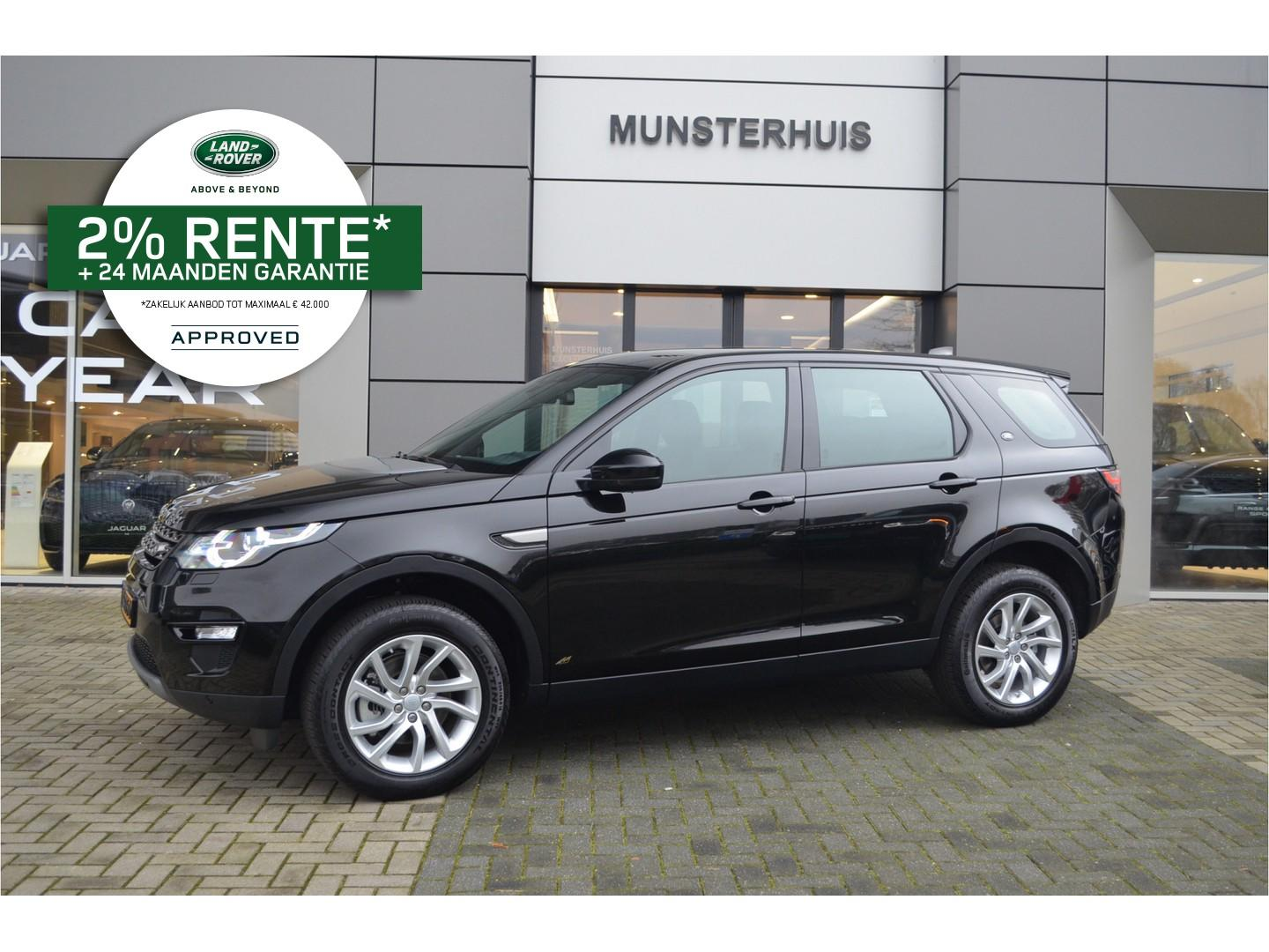 Land rover Discovery sport 2.0 si4 4wd urban series se