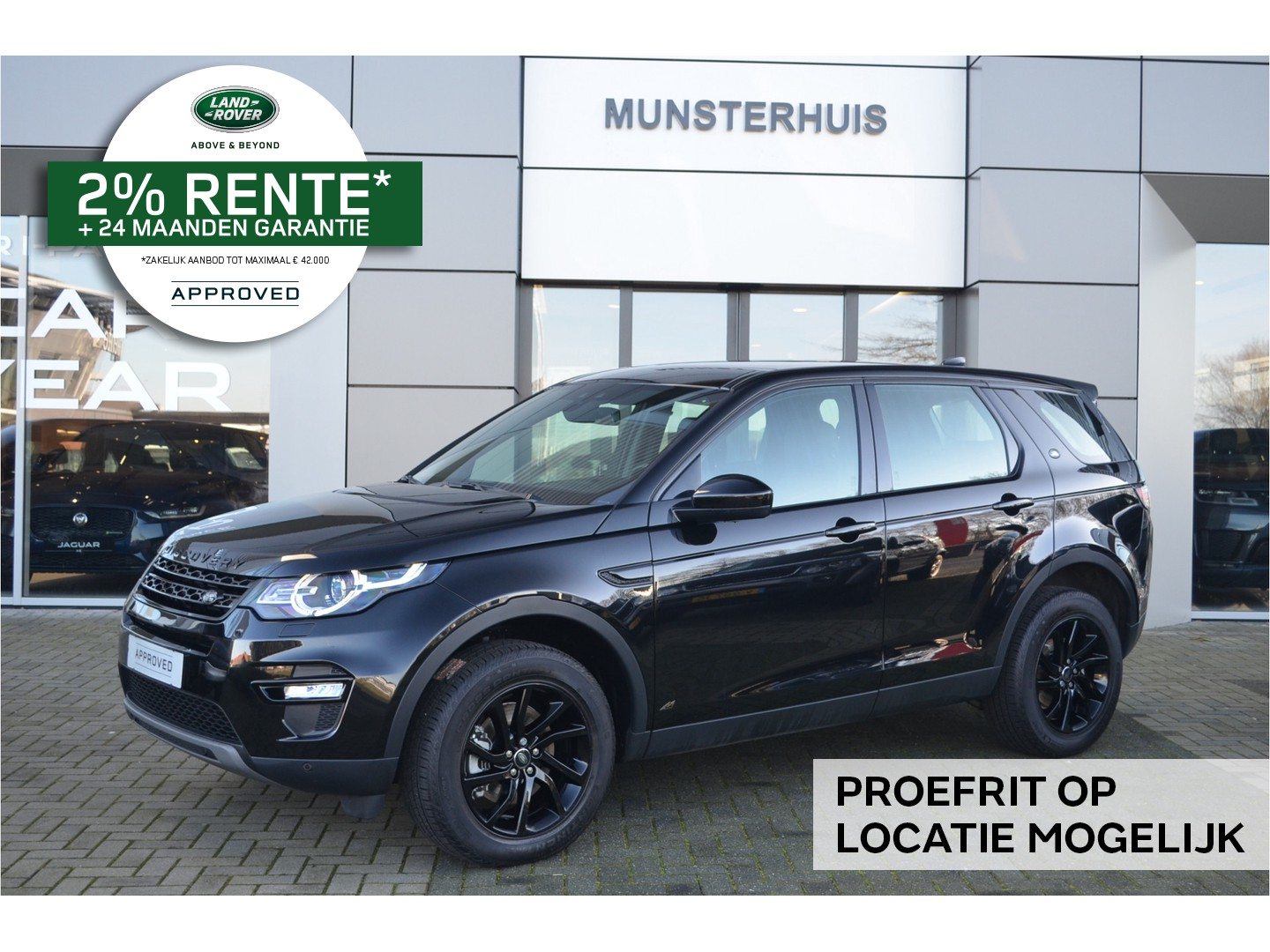 Land rover Discovery sport 2.0 si4 4wd se