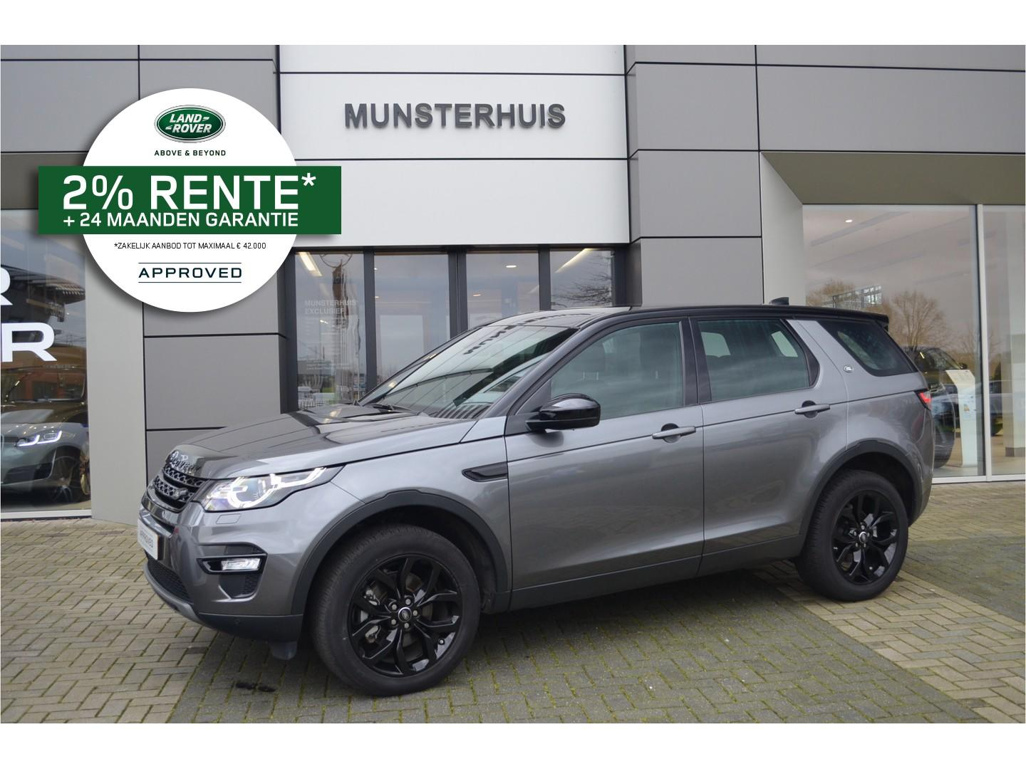Land rover Discovery sport 2.0 si4 4wd urban series se dynamic