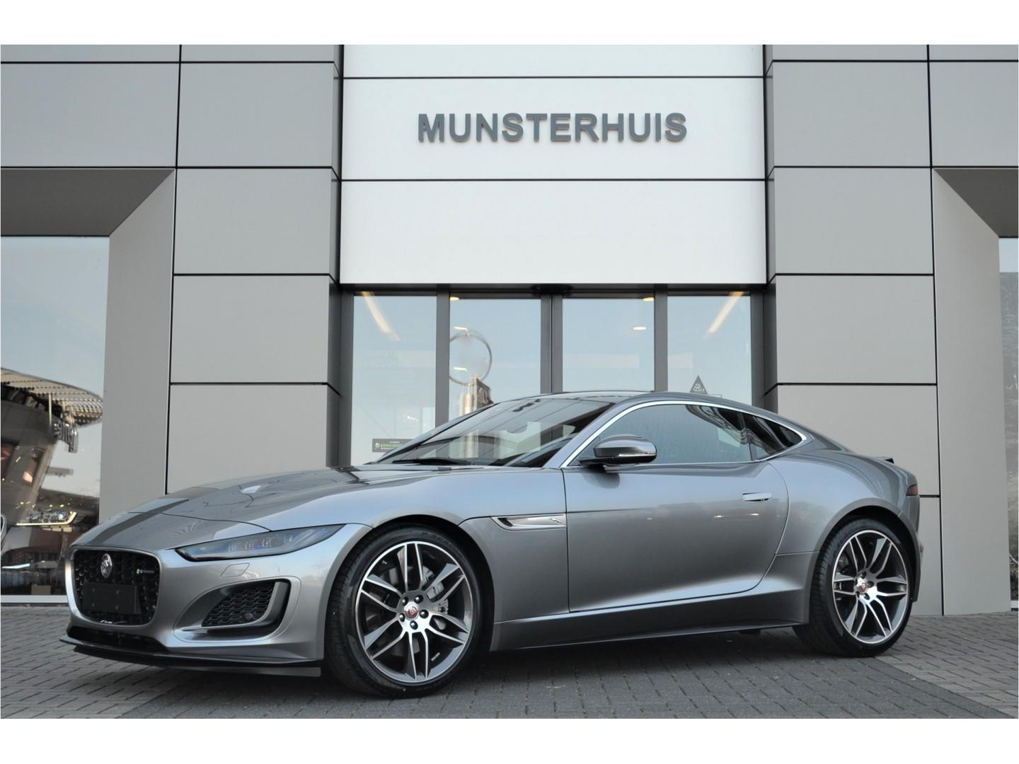 Jaguar F-type P300 rwd r-dynamic