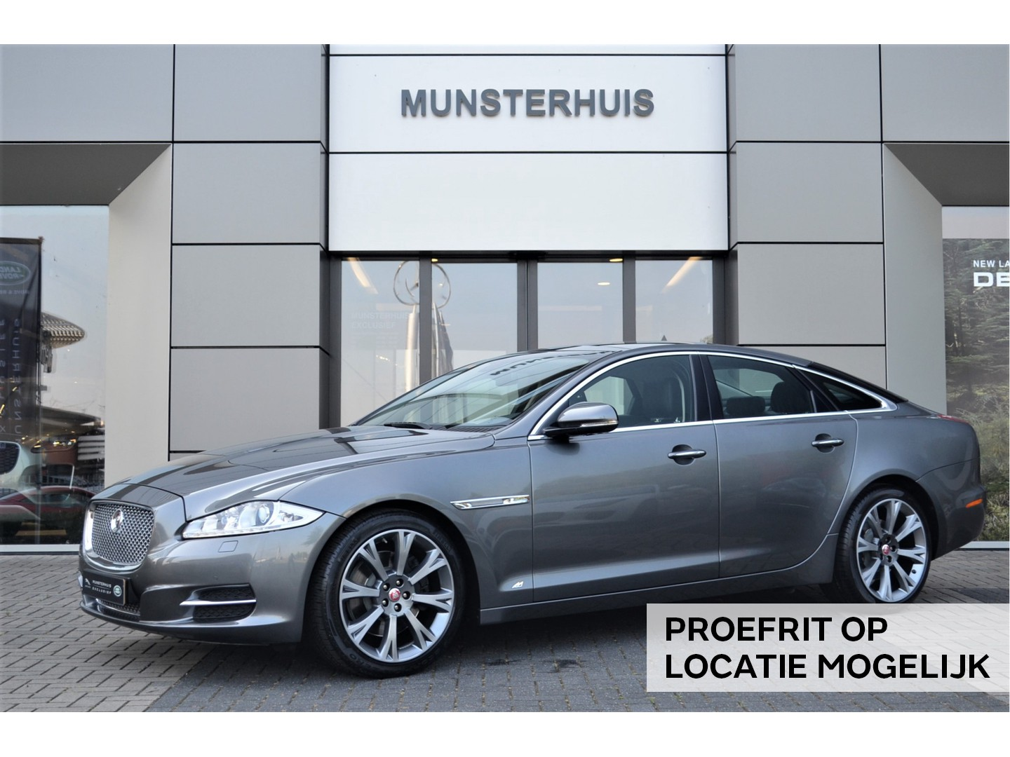 Jaguar Xj 3.0 v6d premium luxury