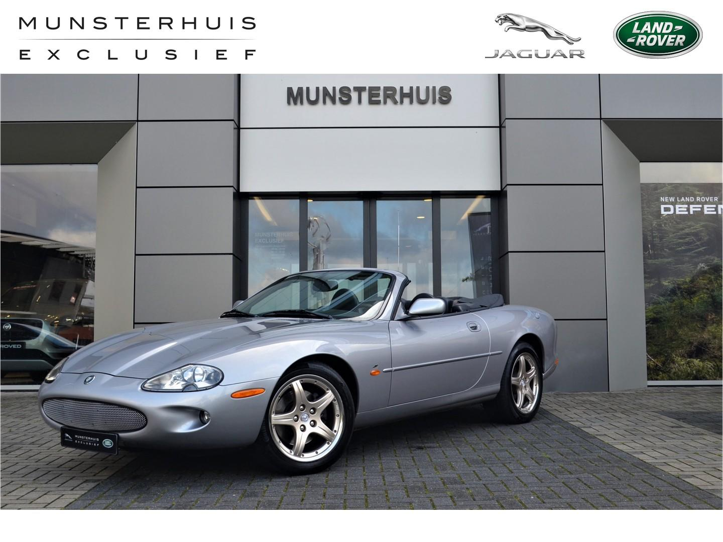 Jaguar Xk8 4.0 v8 convertible