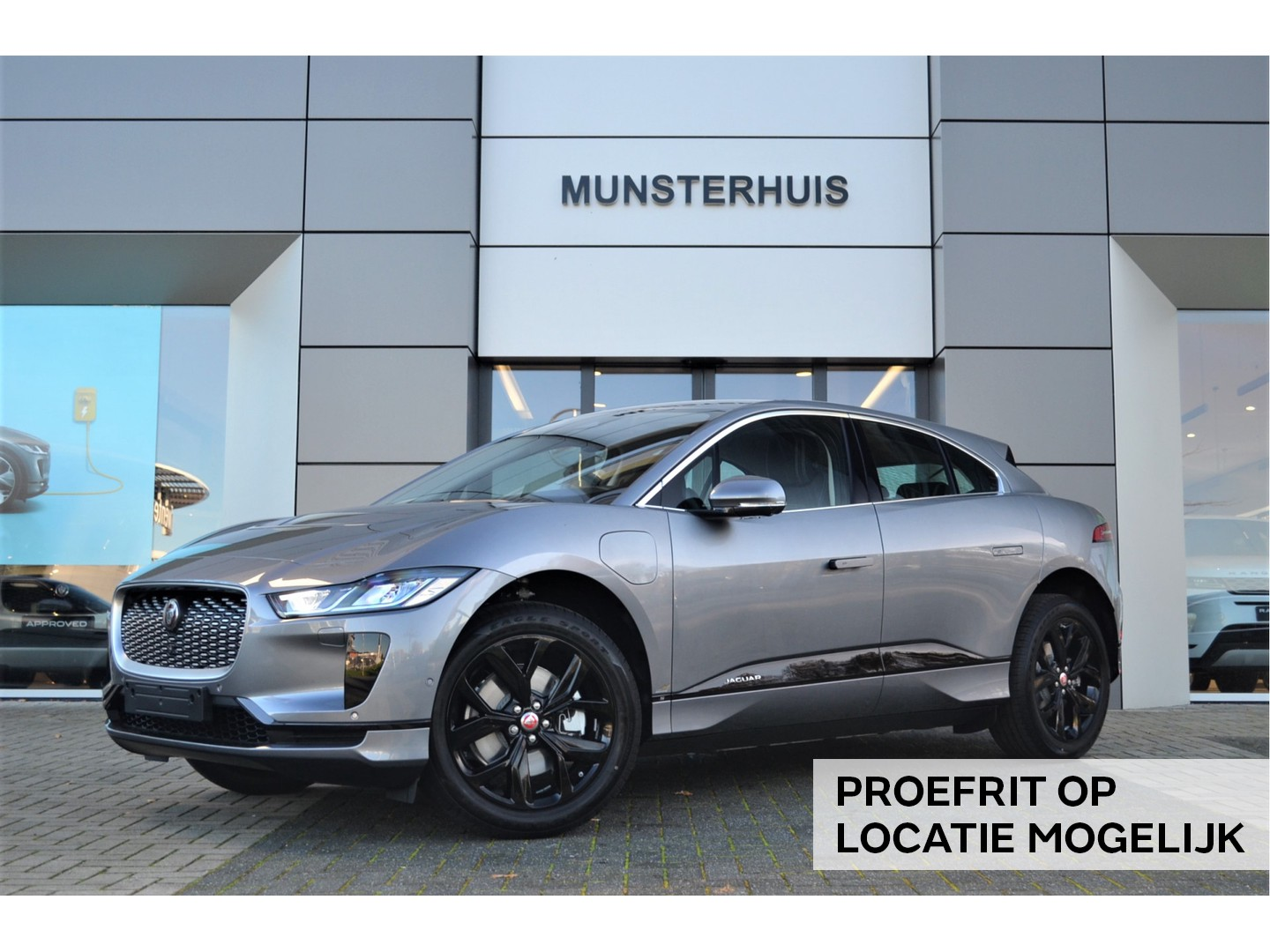 Jaguar I-pace Ev320 s online edition business pack