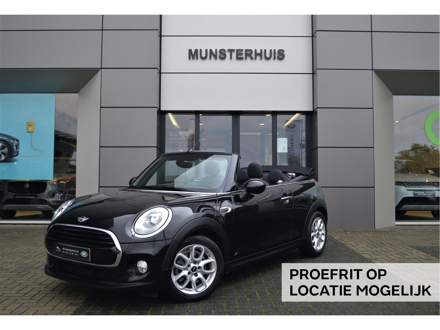 Mini Cabrio 1.5 automaat cooper pepper
