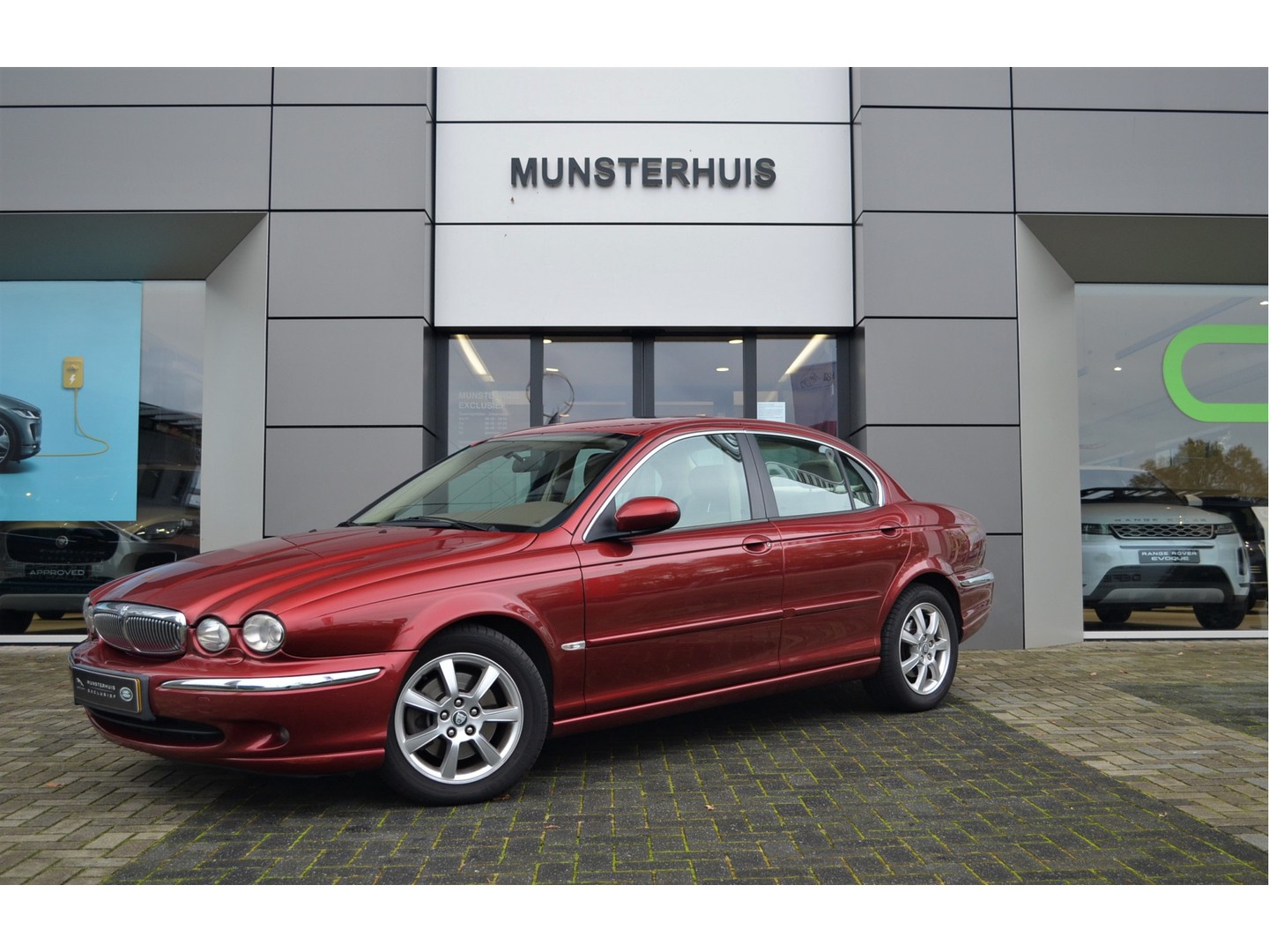 Jaguar X-type 3.0 v6 executive