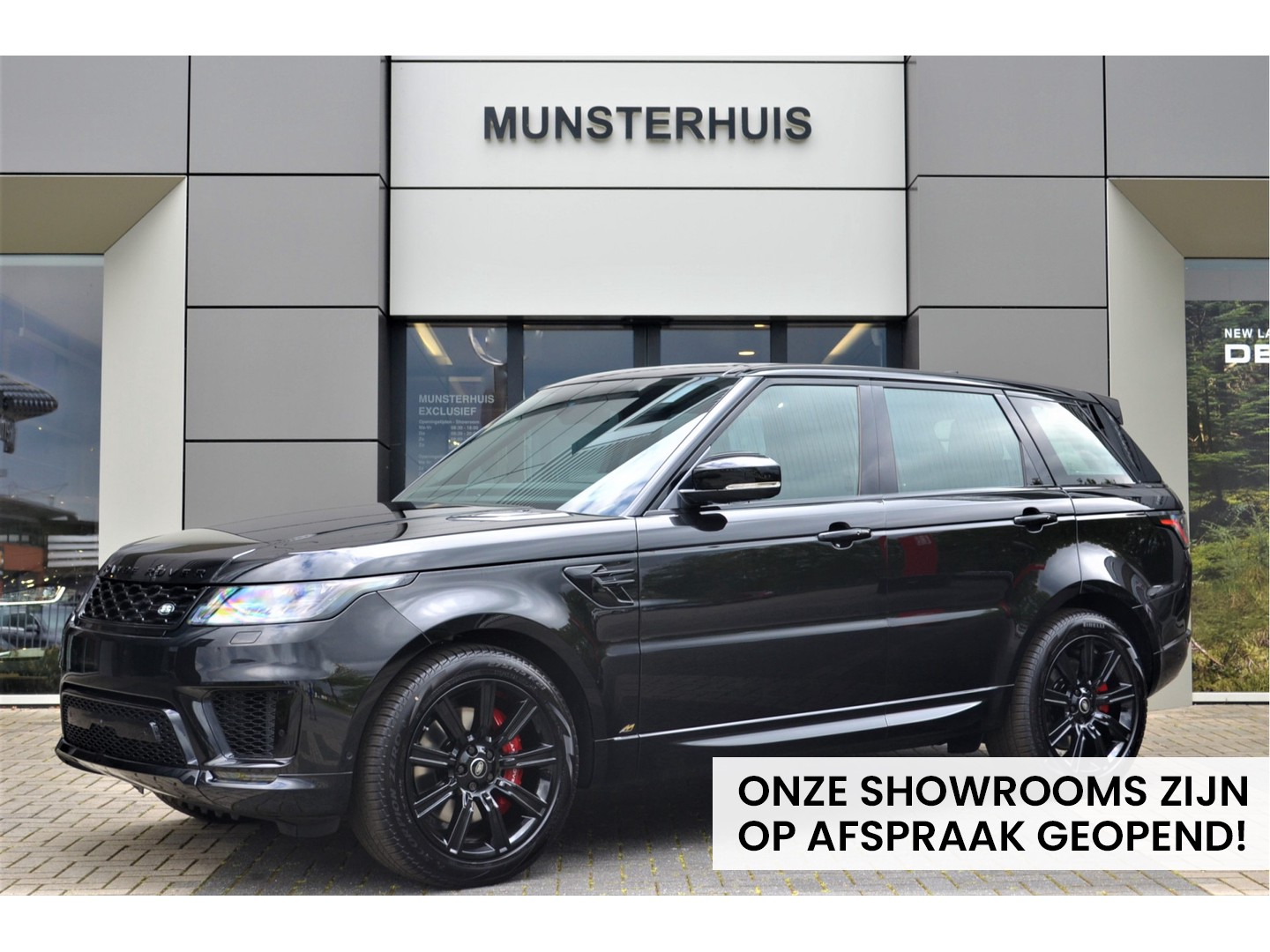 Land rover Range rover sport P400e phev limited edition