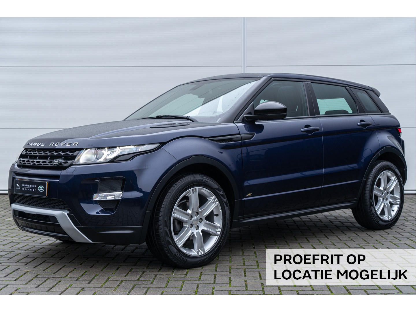Land rover Range rover evoque 2.2 ed4 2wd dynamic - meridian audio - all-season banden