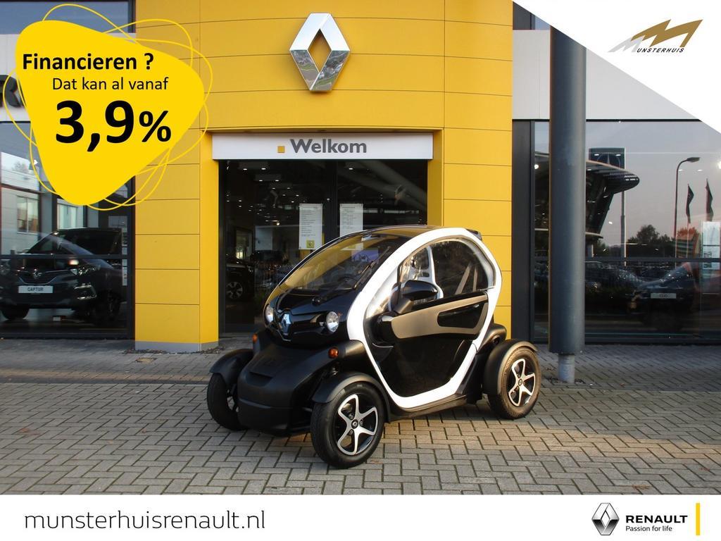 Renault Twizy Technic (ex accu)  - 80 km/u - 100% elektrisch - accuhuur - bluetooth -