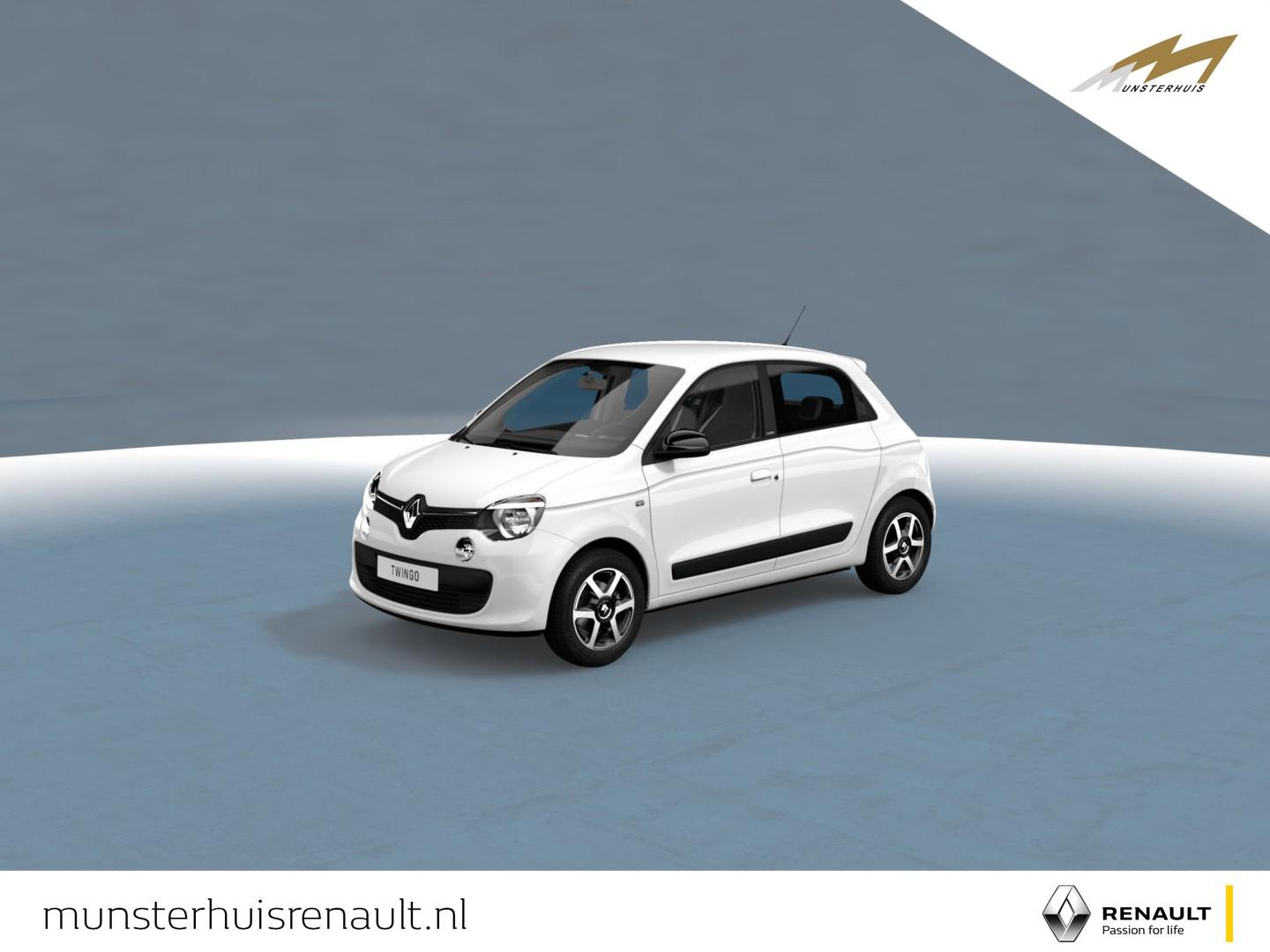 Renault Twingo Sce 70 limited - nu €257,-* met private lease !!