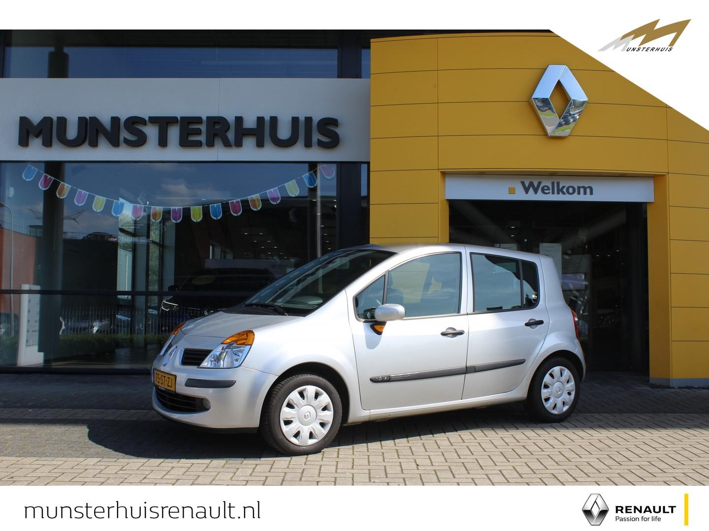 Renault Modus 1.6-16v expression luxe automaat
