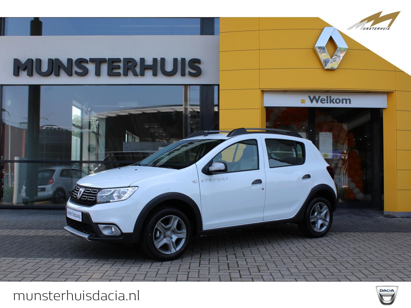 Dacia Sandero Tce 90 stepway - nu €285,-* met private lease !!
