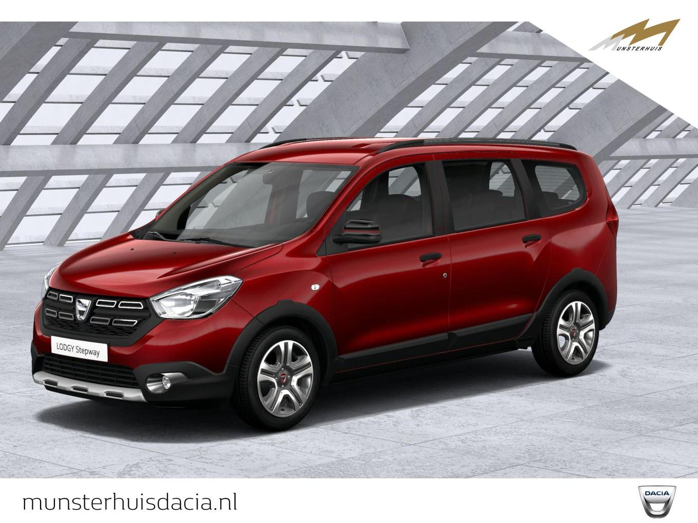 Dacia Lodgy Tce 130 série limitée tech road 7p - nieuw - 7persoons