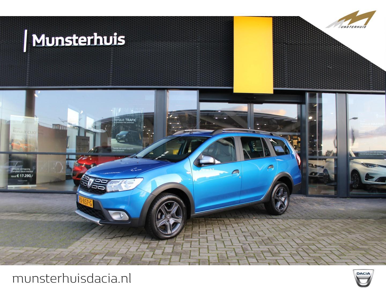 Dacia Logan Mcv tce 90 stepway - nl auto/station wagon / navigatie