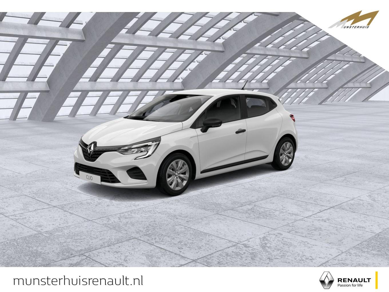 Renault Clio Tce 100 life - met private lease voor €269,-* !!