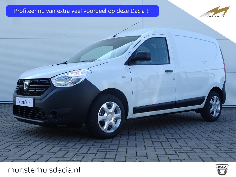Dacia Dokker van Dci 75 stop&start essential - extra voordeel !