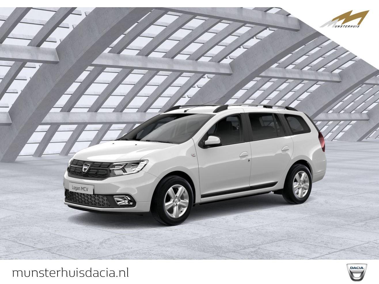 Dacia Logan Mcv tce 90 laureate  - nieuw