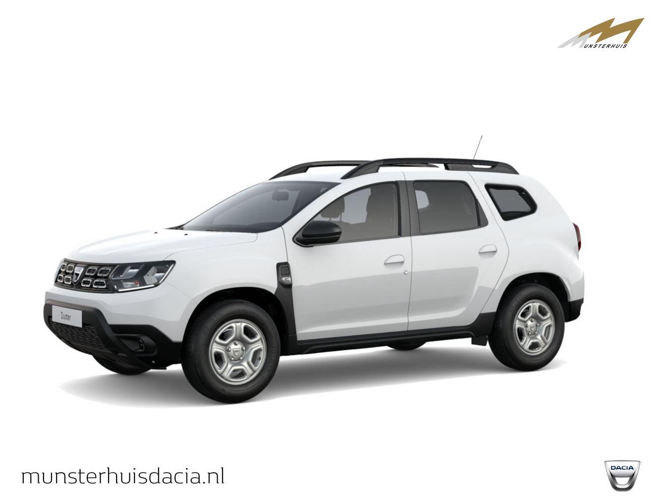 Dacia Duster Tce 100 comfort - nieuw