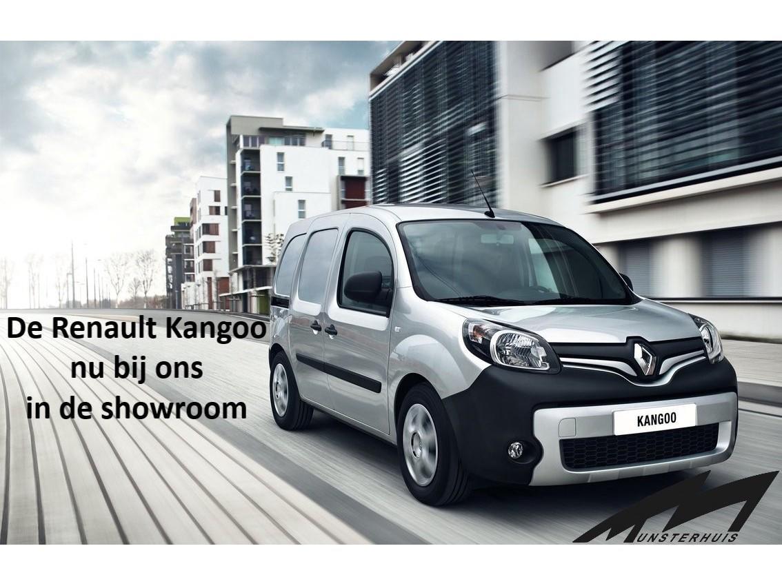 Renault Kangoo Blue dci 80 eu6 comfort - nieuw