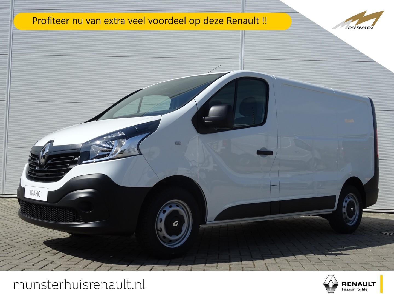 Renault Trafic Gb l1h1 t27 dci 95 comfort - extra registratie voordeel !