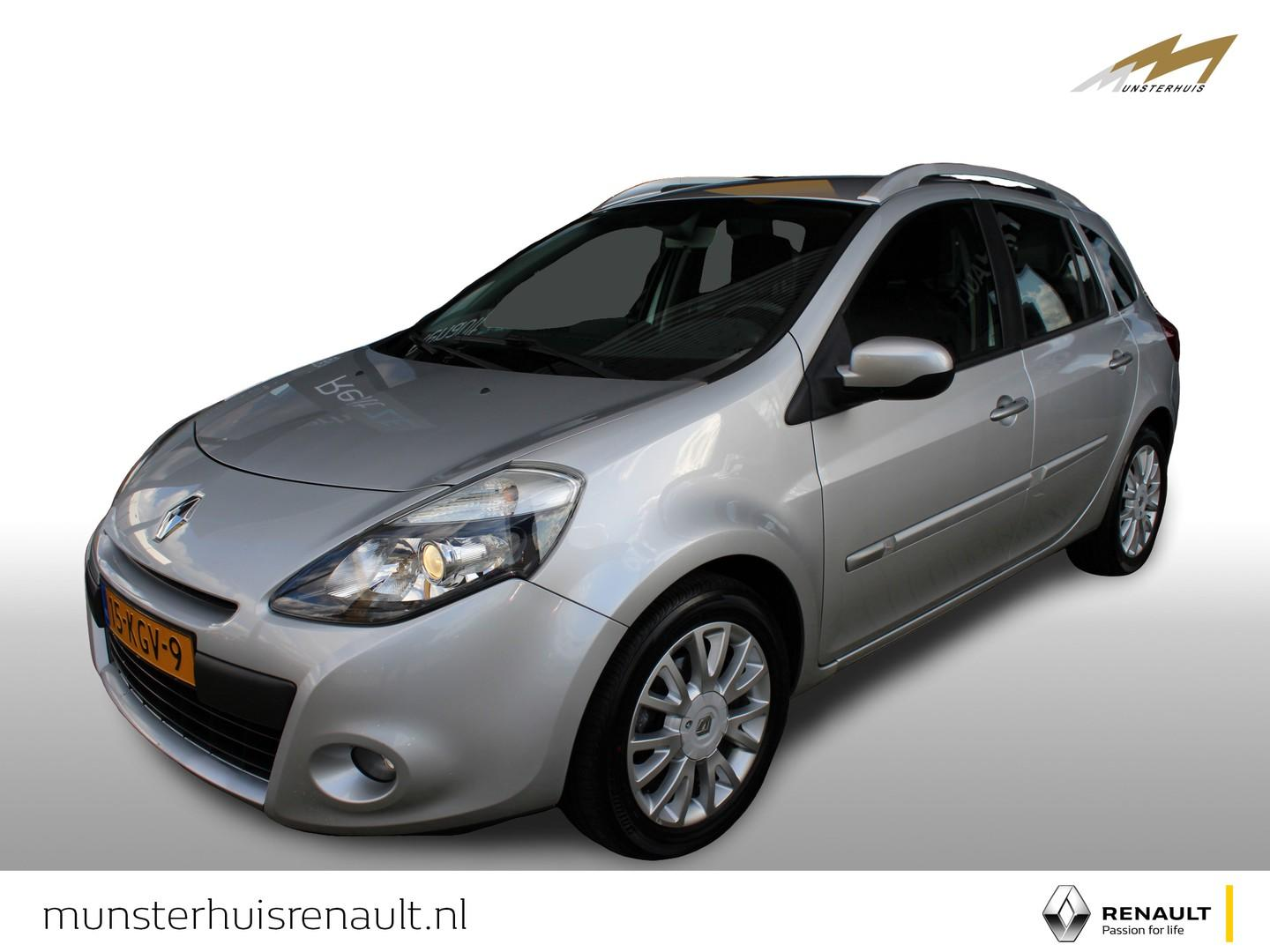 Renault Clio Estate 1.2 tce sélection business sport
