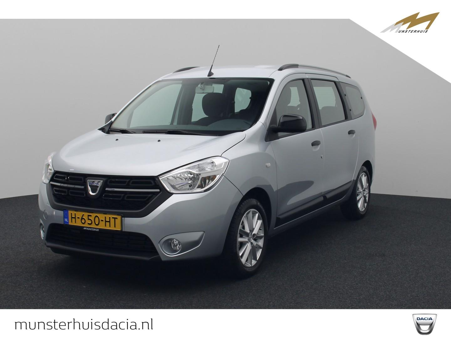 Dacia Lodgy Tce 130 lauréate 7 zits - 7 persoons - demo -