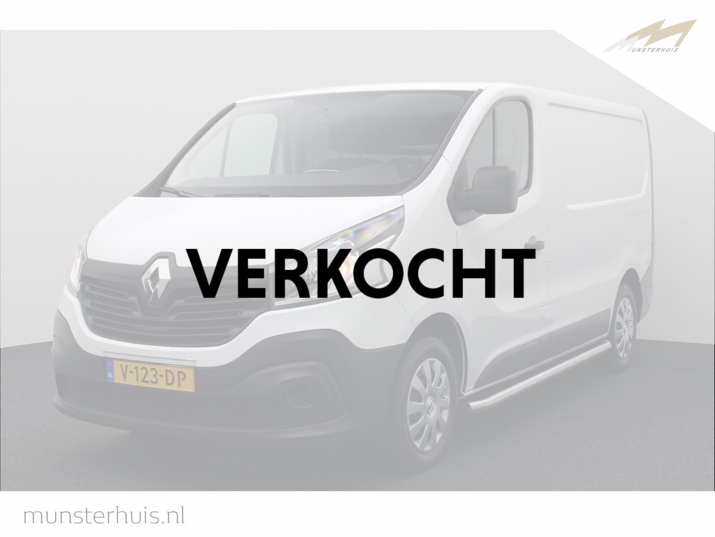Renault Trafic Gb l1h1 t29 dci 90 comfort - sidesteps - navigatie - cruise - nl-auto