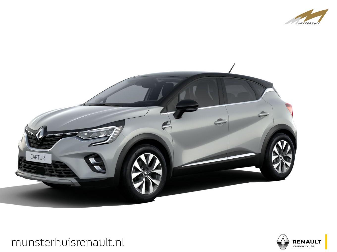 Renault Captur Tce 100 bi-fuel intens - nieuw - lpg installatie