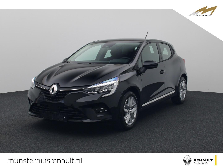 Renault Clio Tce 100 bi-fuel zen - nieuw - lpg installatie