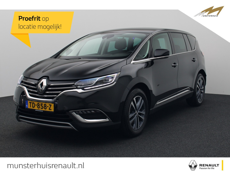 Renault Espace Tce 225 intens 5pers. - 7-traps automaat - fabrieksgarantie 07-2021 -