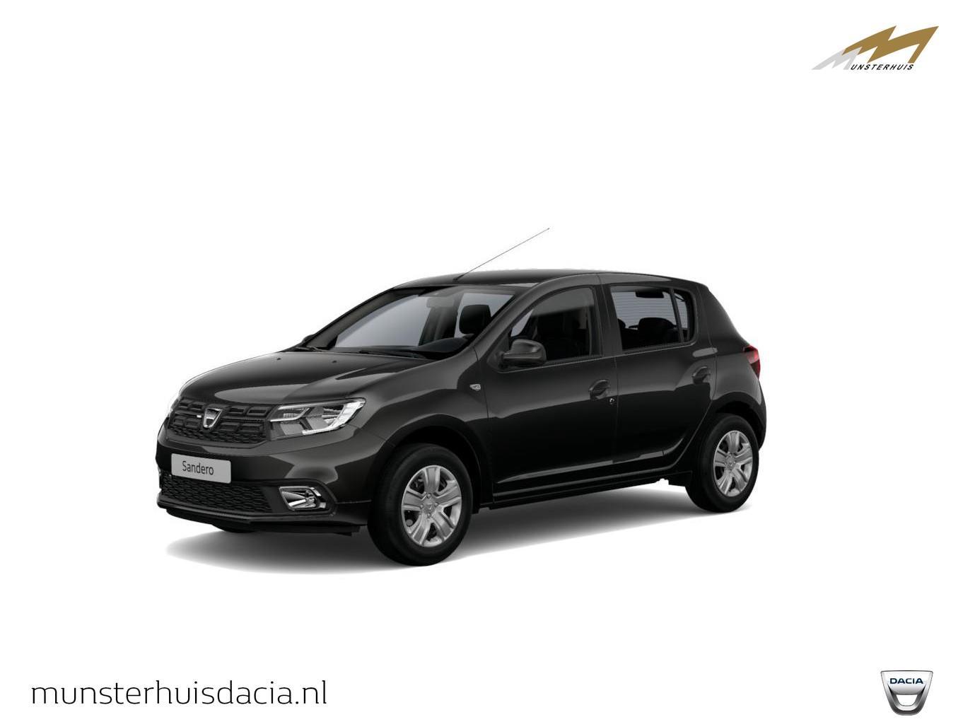 Dacia Sandero Tce 100 bi-fuel comfort - nieuw - lpg installatie