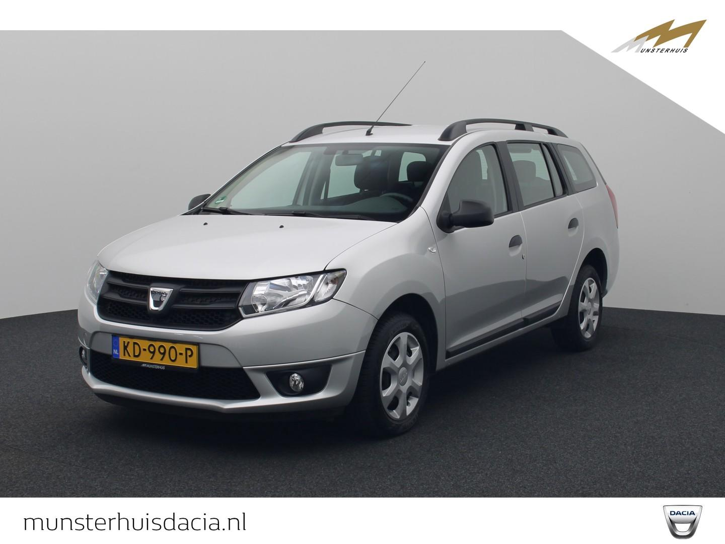 Dacia Logan Mcv tce 90 bi-fuel laureate - lpg - all season banden -