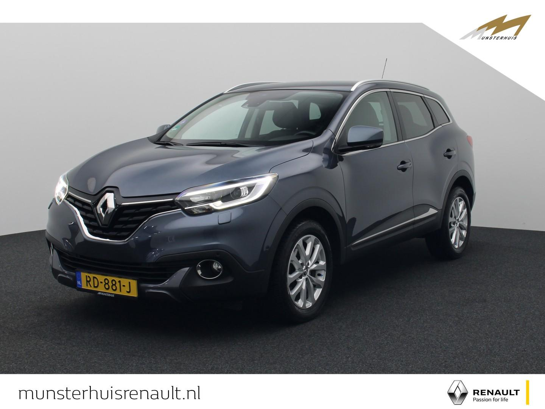 Renault Kadjar Tce 130 intens - stoelverwarming -
