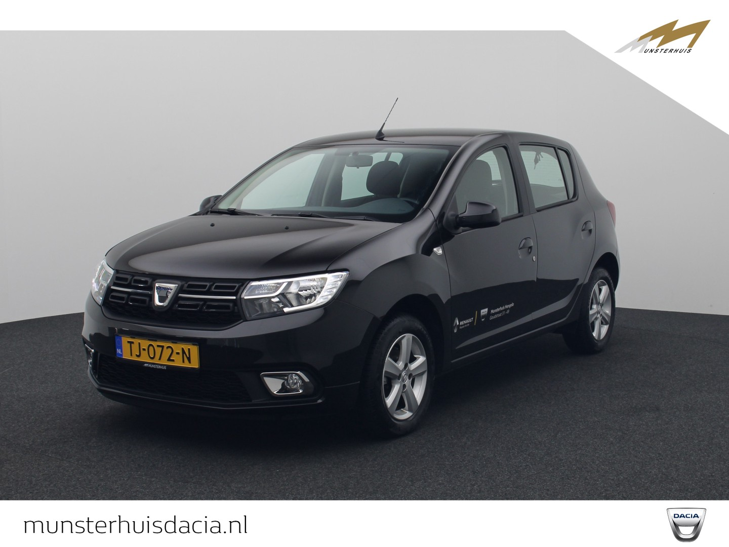 Dacia Sandero Tce 90 laureate - all season banden -