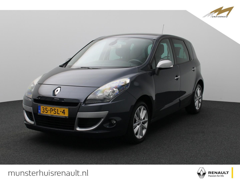 Renault Scénic 1.6 celsium - 100% dealer onderhouden - trekhaak -