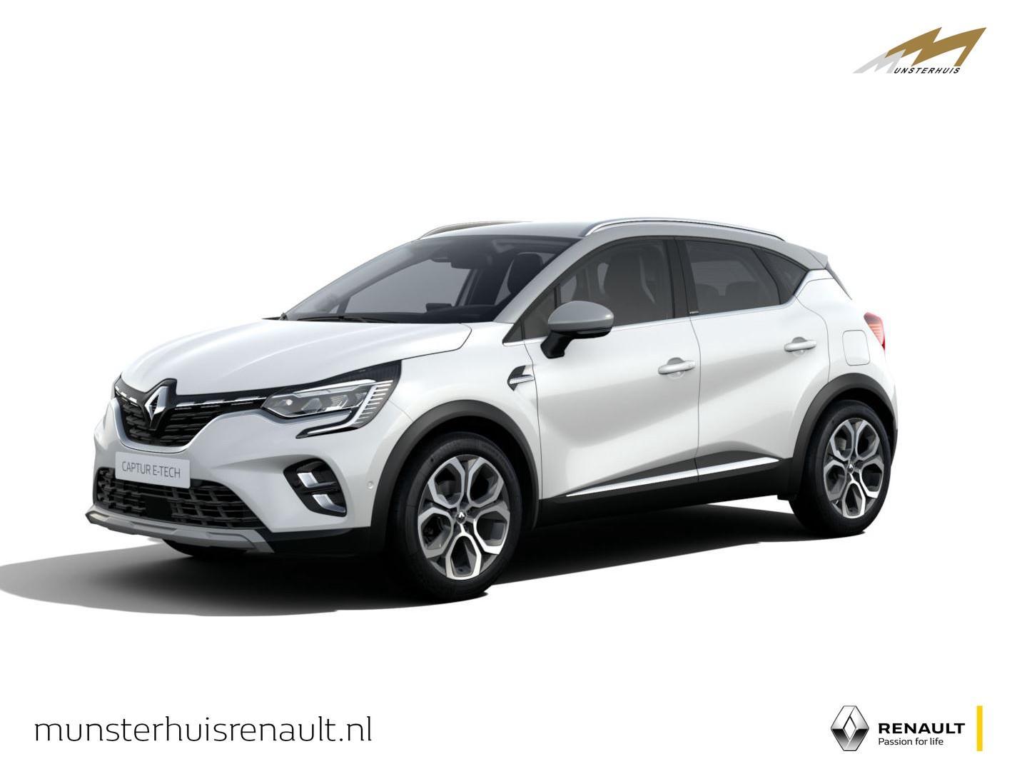 Renault Captur e-tech Plug-in hybrid 160 edition one - nieuw - hybride - wordt verwacht