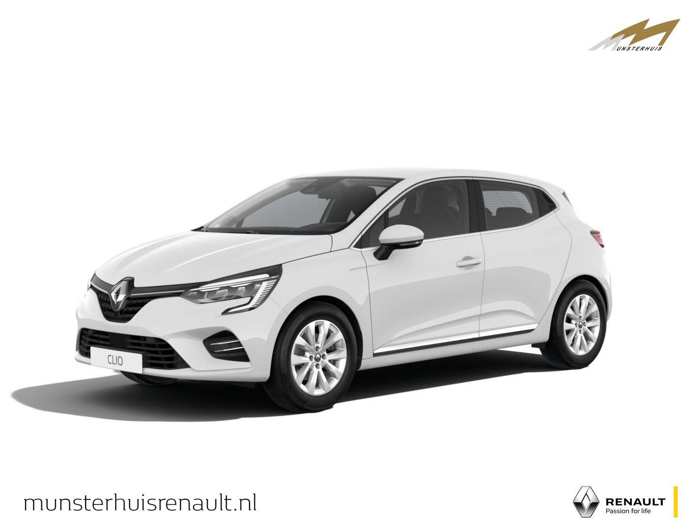 Renault Clio Tce 100 intens - nieuw