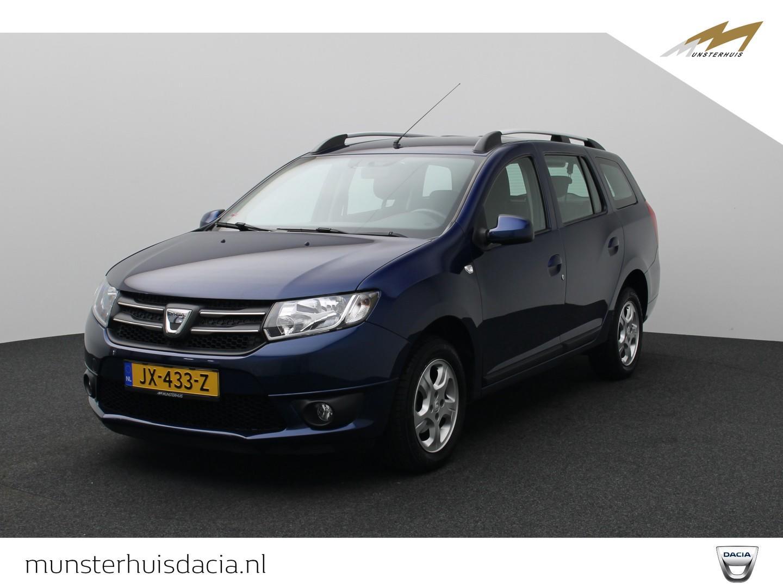 Dacia Logan Mcv tce 90 bi-fuel laureate - navigatie -