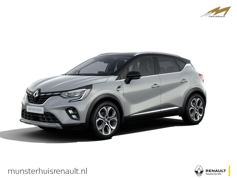 Renault Captur Plug-in hybrid 160 edition one - nieuw - hybride - wordt verwacht