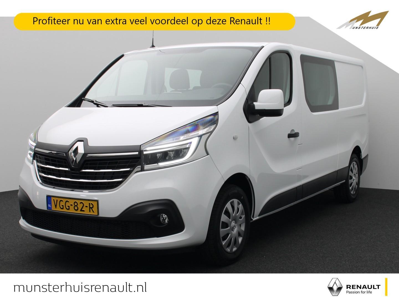 Renault Trafic Dc l2h1 t29 energy dci 120 work edition - zeer scherp geprijsd !