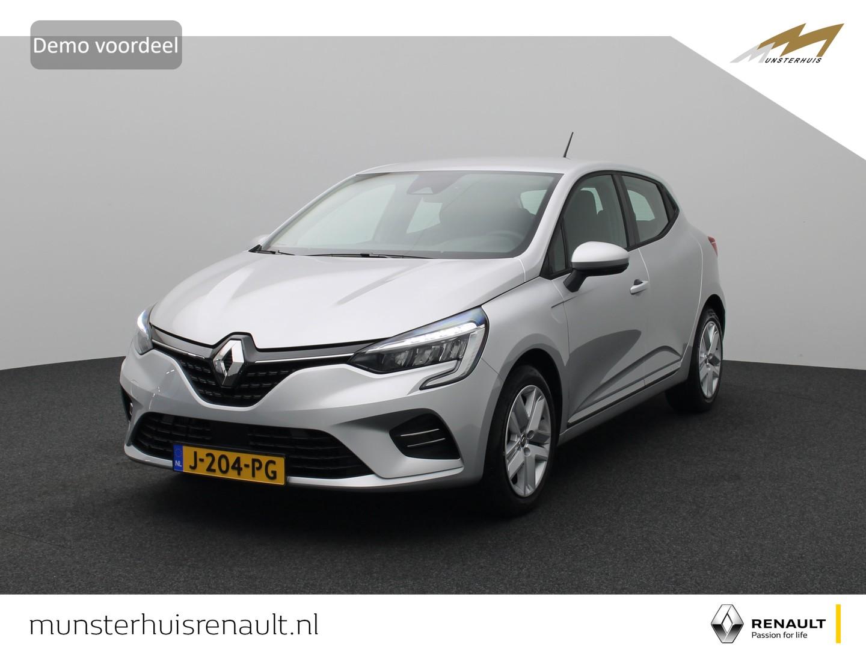 Renault Clio Tce 100 bi-fuel business zen - demo - lpg-installatie