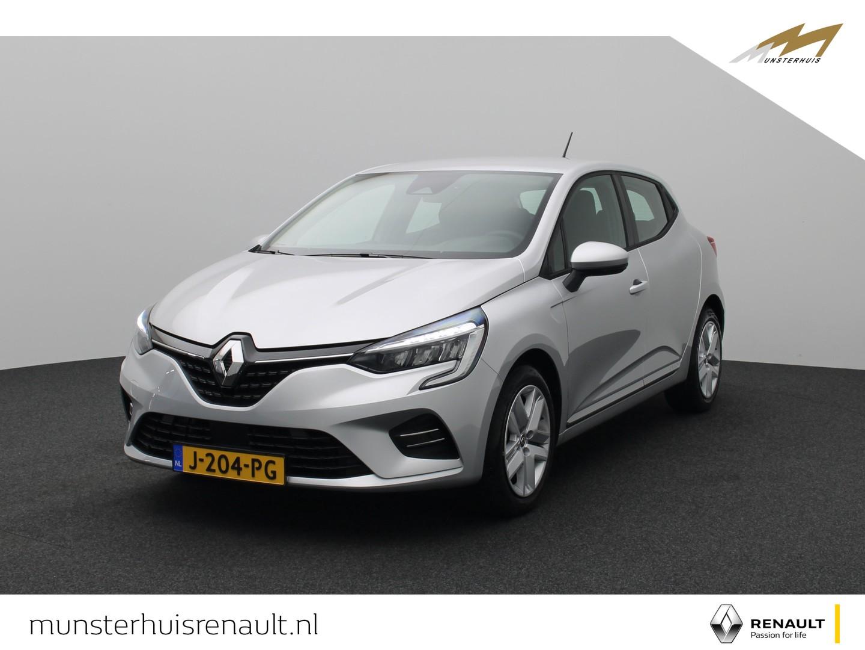 Renault Clio Tce 100 bi-fuel business zen - demo - lpg-installatie -